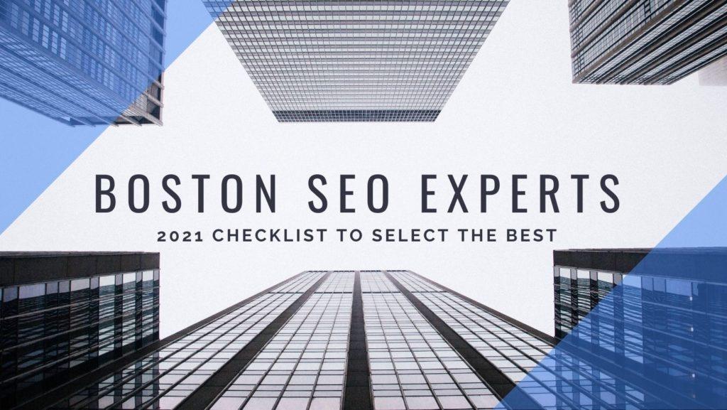 Boston SEO Experts