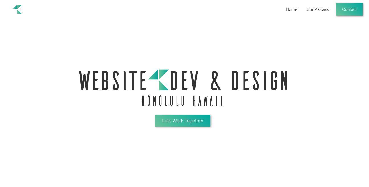 Ryan Barsatan Web Development website