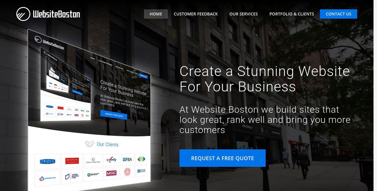 Website Boston website