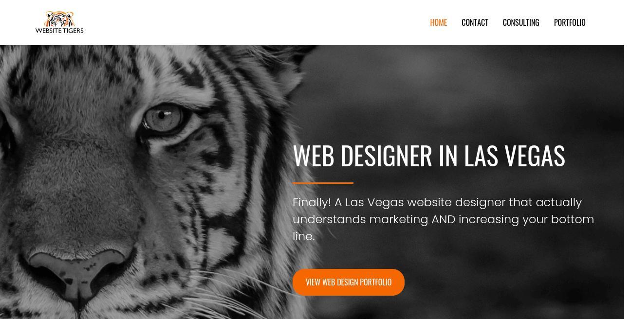 Website Tigers website