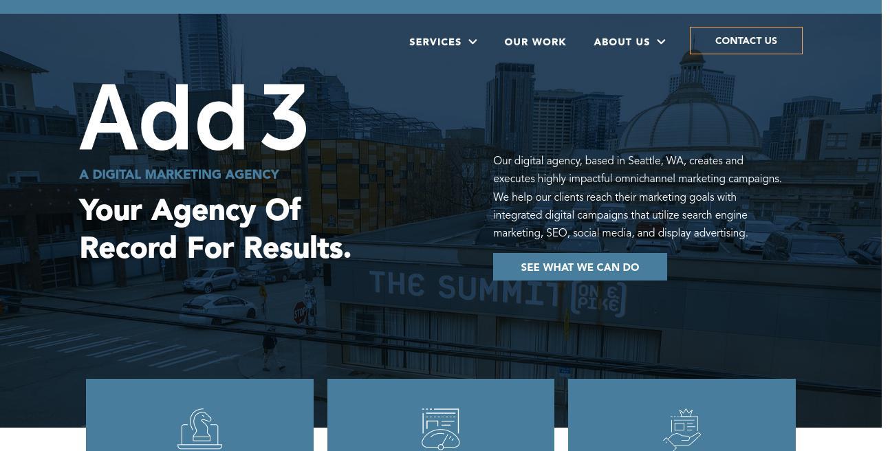 Add3 website