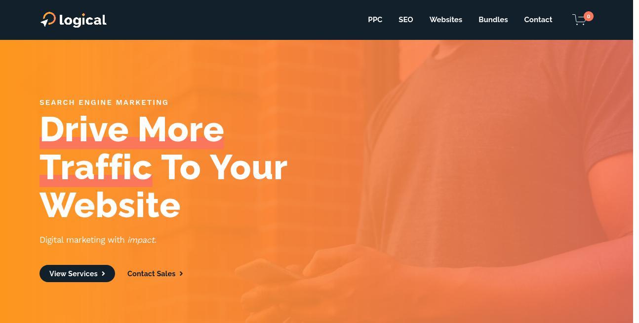 Logical SEO website