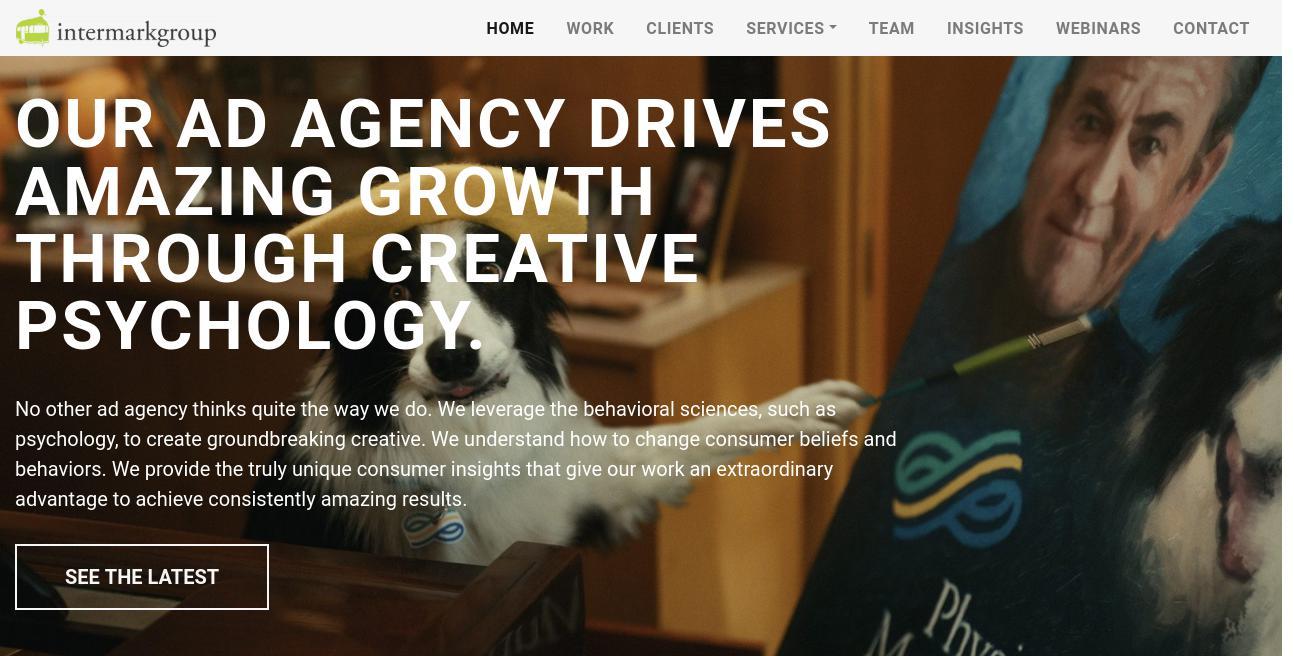 Intermark Group website