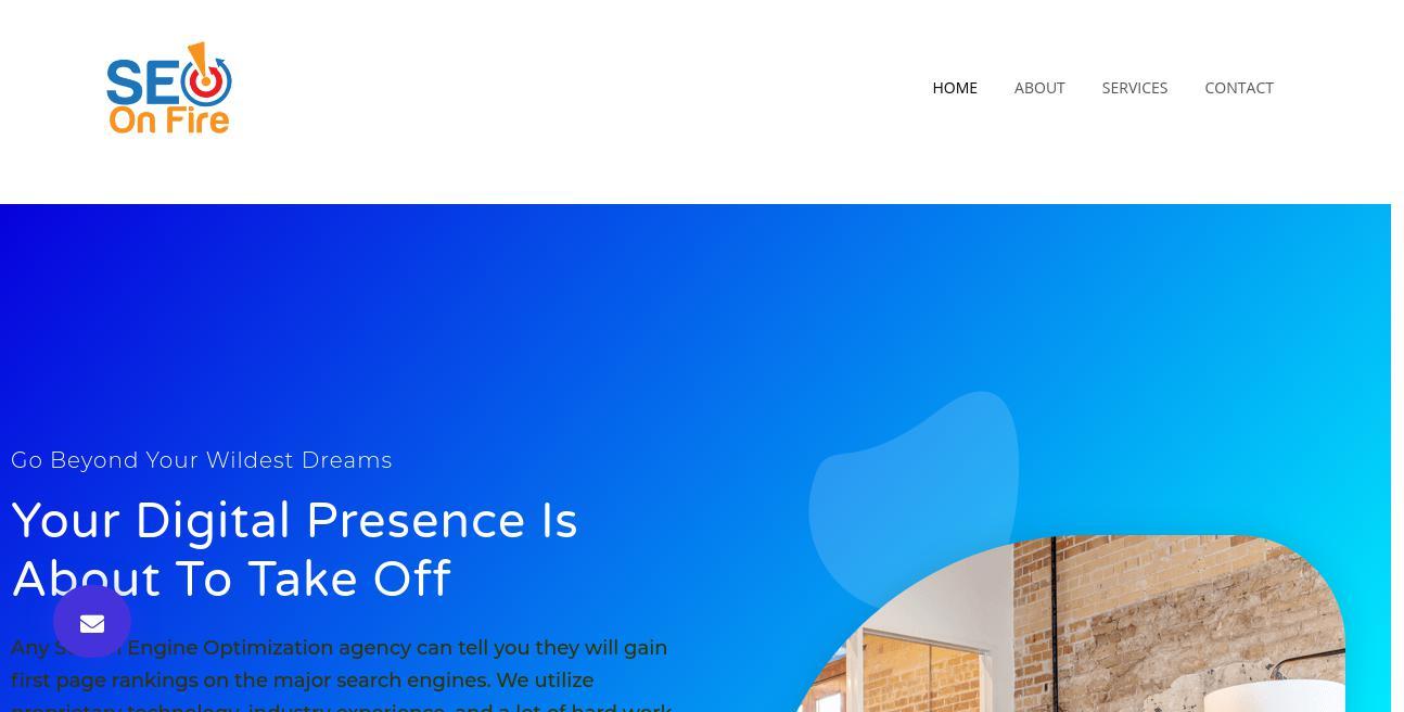 SEO on Fire website