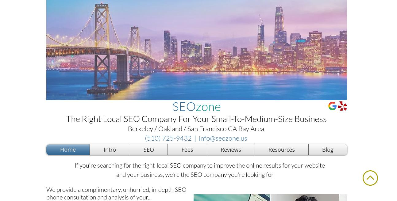 SEOzone: Google-Friendly SEO website