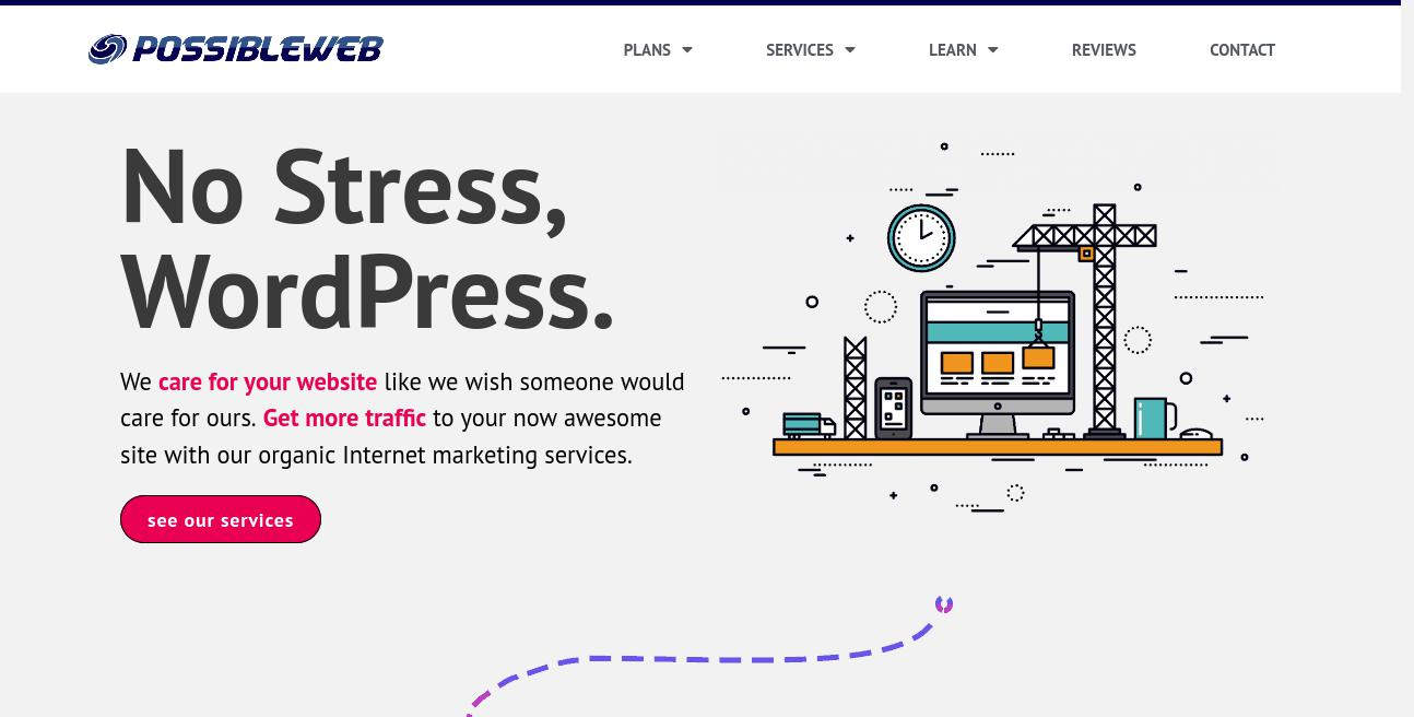 Possible Web website