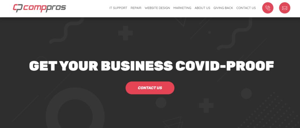 comp pros website