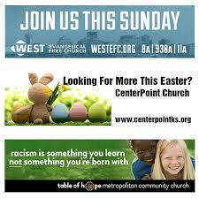 An example of Church Ads.