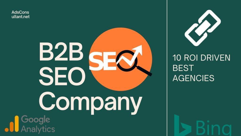 B2B SEO Company