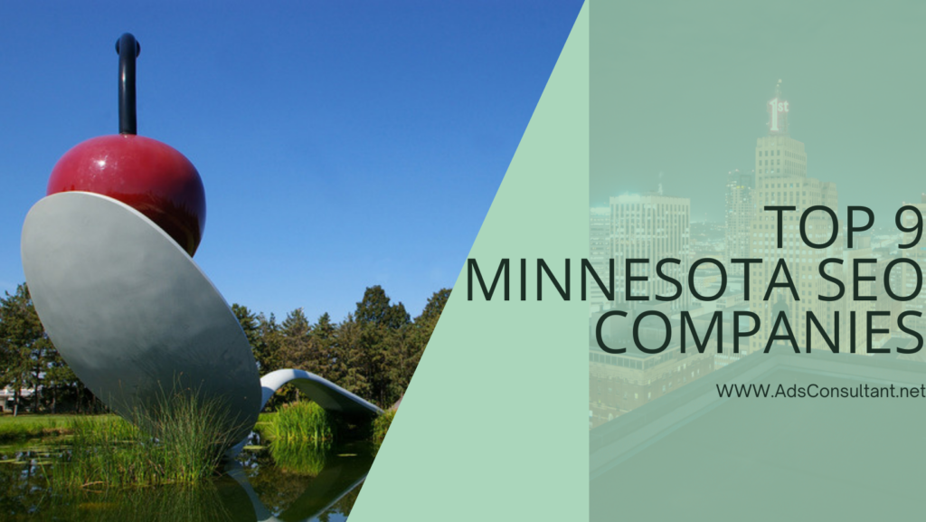 Top 9 Minnesota SEO Companies
